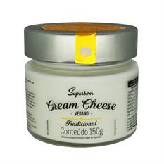 Cream cheese vegan tradicional 150 g Superbom