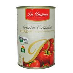 Pomodori orgânico pelati 400g La pastina