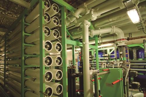 Rayclean™ - Sistema para tratamento de água de lastro