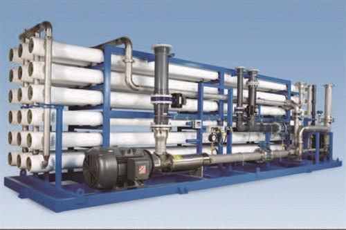 Pall Aria™ - Sistema Móvel para Tratamento de Água