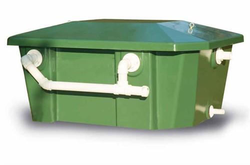 Separador água-óleo 5200 l/h