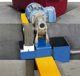 Recolhedor de óleo Belt Cleaner