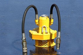 Bomba submersível Série HS (Hydrosub)