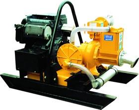 Motobomba com capacidade de manipulação de sólidos - auto escorvante. S100 (Seltorque)