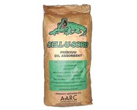 Absorvedor de óleo Cell-u-Sorb