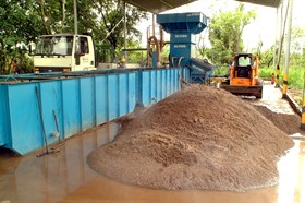 Sandscrubber