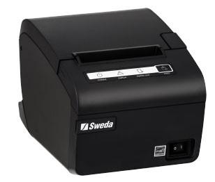 IMPRESSORA NÃO FISCAL TÉRMICA SWEDA SI - 300S USB GUILHOTINA