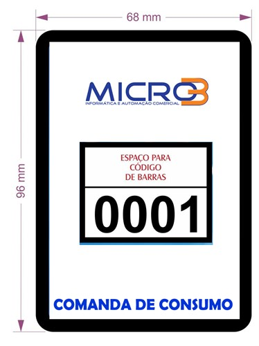 COMANDA DE CONSUMO
