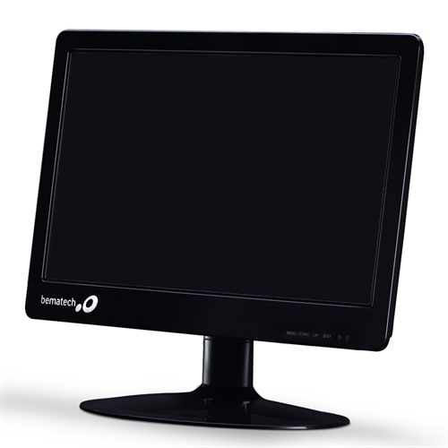 MONITOR LED BEMATECH 15,6