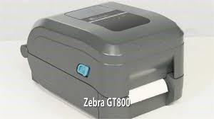 IMPRESSORA DE ETIQUETAS ZEBRA GT-800 ETHERNET