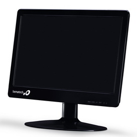 "MONITOR LED BEMATECH 15,6"" LM-15"