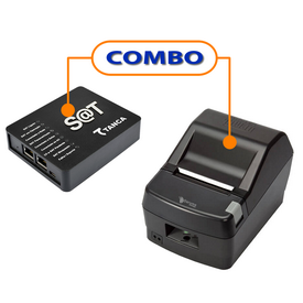SAT FISCAL TANCA TS-1000 + IMPRESSORA DARUMA DR-800H USB GUILHOTINA