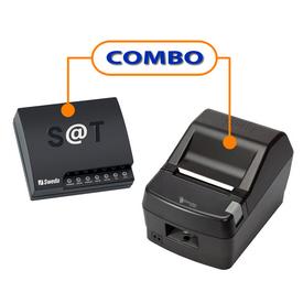SAT FISCAL SWEDA SS-1000 + IMPRESSORA DARUMA DR-800H USB GUILHOTINA