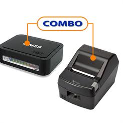 SAT FISCAL DIMEP D-SAT  + IMPRESSORA  DARUMA DR800-H USB GUILHOTINA