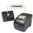 SAT FISCAL SWEDA SS-1000 + IMPRESSORA BEMATECH MP-4200 TH USB GUILHOTINA