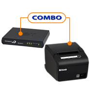 SAT FISCAL BEMATECH RB-2000 FI   +  IMPRESSORA SWEDA SI-300 USB GUILHOTINA