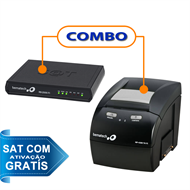 SAT FISCAL RB-2000 FI + IMPRESSORA BEMATECH MP-4200 TH