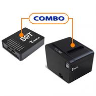 SAT FISCAL TANCA TS-1000   +  IMPRESSORA TANCA  TP-650 USB GUILHOTINA