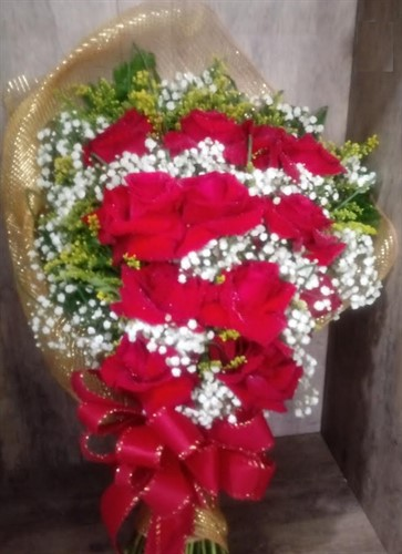Arranjo Amor Eterno - Rosas Colombianas