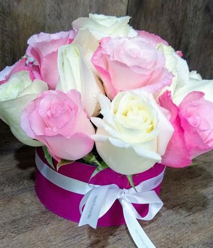 Caixa para presente de Rosas