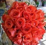 Bouquet noiva Laranja