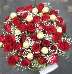 Bouquet Doce Romance - Grande