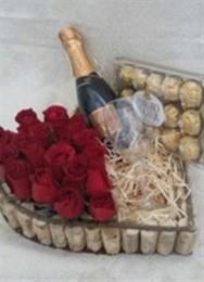 Lindo cachepot romântico