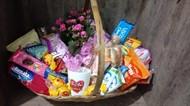 Cesta especial caneca Dia das Mães