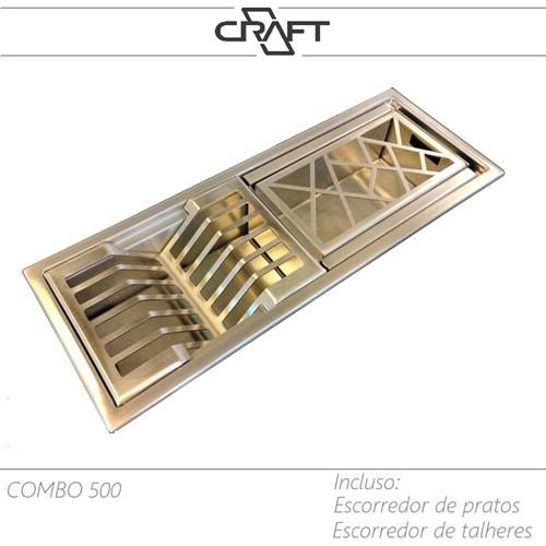 COMBO 500 - CANAL EQUIPADO