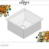 CUBAS CRAFT QUADRATO R4040