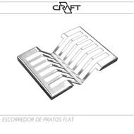 ESCORREDOR DE PRATOS para canal equipado CRAFT