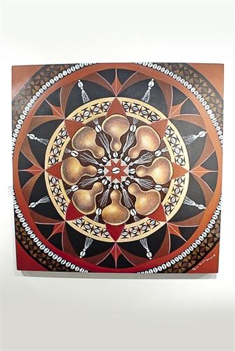 Quadro Mandala Omolu