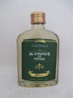 Cachaça Alambique de Minas 160ml Ouro
