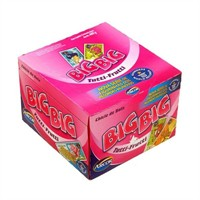 Chiclete Arcor Big Big Tutti Frutti Display c/100 unid.