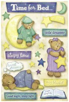 Karen Foster - Time for Bed Stickers