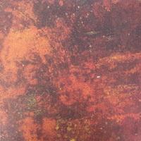 """Papel Decorado 12x12"""" - Pressed Petals - Photo Real - 21"""