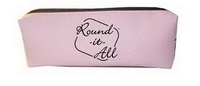 Round-it-All Tote Pink