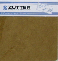 Bind-It-All - Chipboard Covers - 4x6 - Craft
