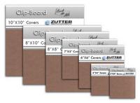 Bind-it-All - Clip-Board Wood Covers - 4x4