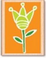 Carimbo - flor 4