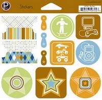 My Guy Stickers - Pebbles Inc.