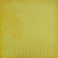 "Papel Decorado 12x12"" - DCWV - Summer - Fun in the Sun - 15"