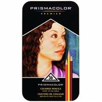Prismacolor Premier - Lápis de cor profissional - 36 cores