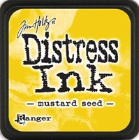 Tim Holtz Mini Distress Ink Pad - Mustard Seed - Ranger