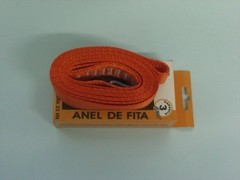 ANEL DE FITA 120 cm - cor laranja