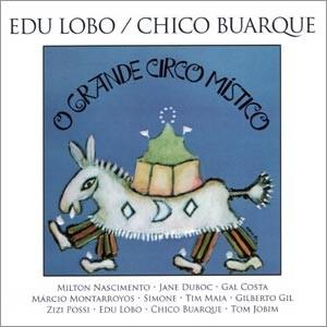 CD O GRANDE CIRCO MISTICO