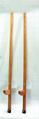 PERNA DE PAU EDUCATIVA 30 cm