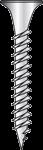 Parafuso GN 25mm - TA - 100un