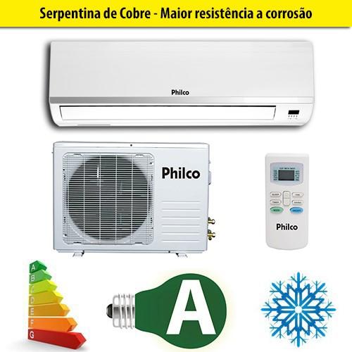 Split Philco 12000 btu's 220V Frio