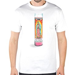 CAMISETA DGK PRAYA 4 IN WHITE